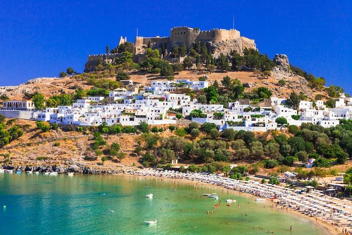 Islas Griegas con niños