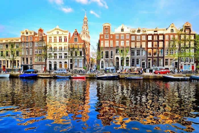 Viajar a Ámsterdam con niños