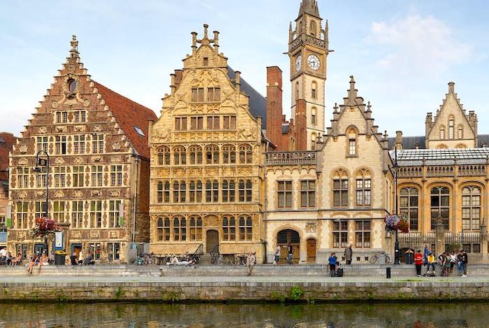 Viajar a Flandes con niños